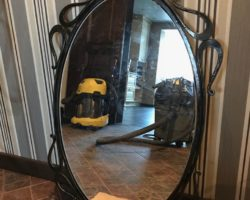 Разное зеркало