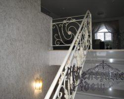 Перила и ограждение на втором этаже